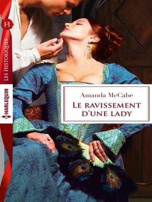 cover image of Le ravissement d'une lady