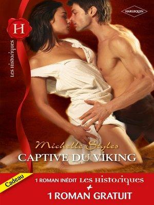 cover image of Captive du viking--L'épouse insoumise