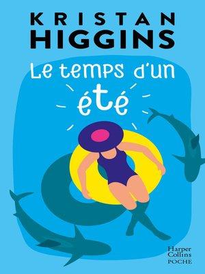 cover image of Le temps d'un été