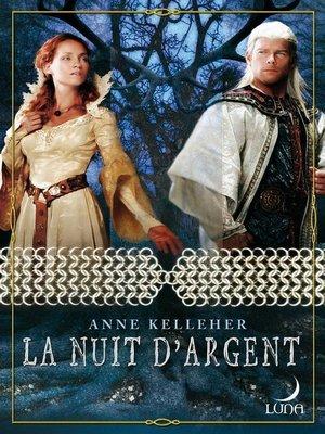 cover image of La nuit d'argent