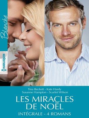 cover image of Les miracles de Noël