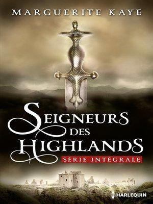 cover image of Seigneurs des Highlands