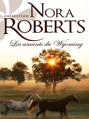 cover image of Les amants du Wyoming