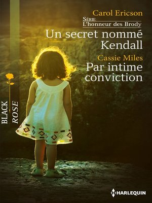 cover image of Un secret nommé Kendall--Par intime conviction