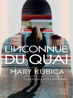 cover image of L'inconnue du quai