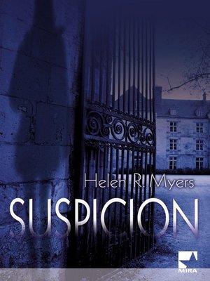 cover image of Suspicion (Harlequin Mira)