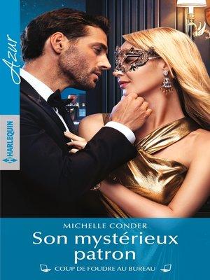 cover image of Son mystérieux patron