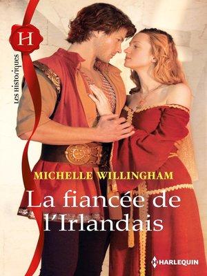 cover image of La fiancée de l'Irlandais