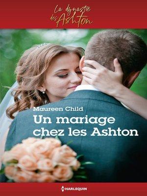 cover image of Un mariage chez les Ashton