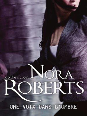 cover image of Une voix dans l'ombre