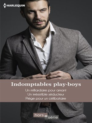 cover image of Indomptables play-boys