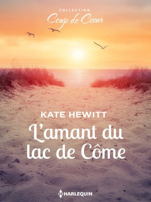 cover image of L'amant du lac de Côme