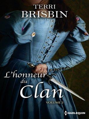 cover image of L'honneur du clan volume 2
