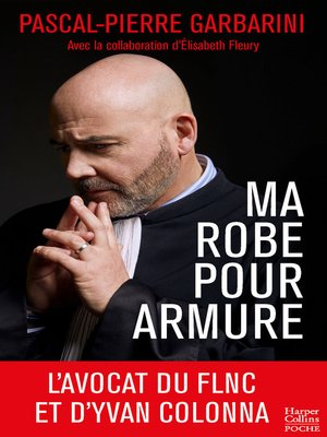 cover image of Ma robe pour armure