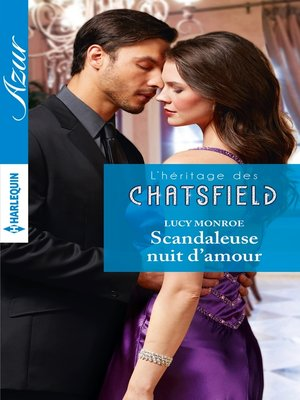 cover image of Scandaleuse nuit d'amour