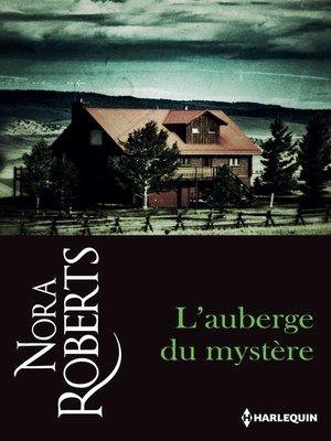 cover image of L'auberge du mystère