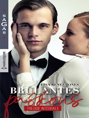 cover image of Brûlantes passions