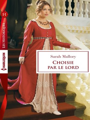 cover image of Choisie par le lord