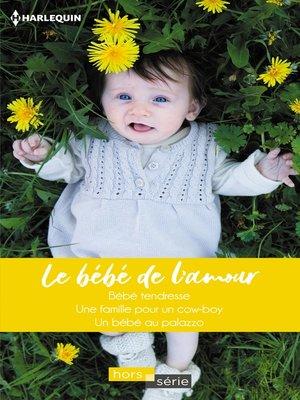 cover image of Le bébé de l'amour