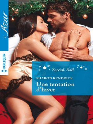 cover image of Une tentation d'hiver