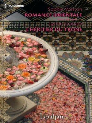 cover image of Romance orientale--L'héritier du trône