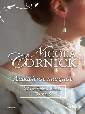 cover image of Audacieuse marquise