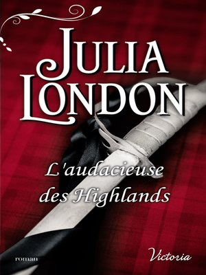 cover image of L'audacieuse des Highlands