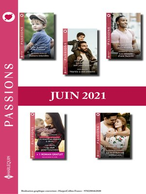 cover image of Pack mensuel Passions