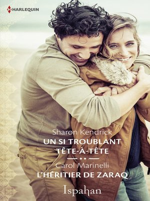 cover image of Un si troublant tête-à-tête--L'héritier de Zaraq