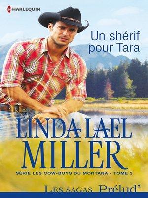 cover image of Un shérif pour Tara