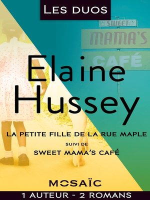 cover image of Les duos--Elaine Hussey