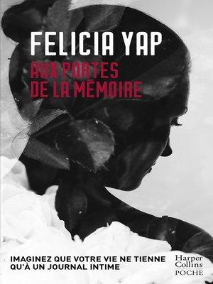 cover image of Aux portes de la mémoire