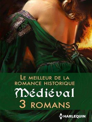 cover image of Le meilleur de la romance historique