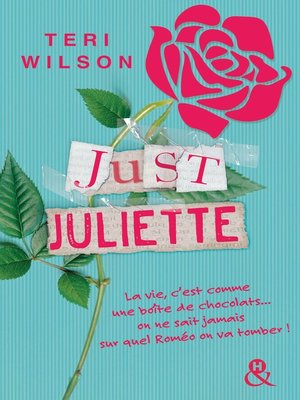 cover image of Just Juliette