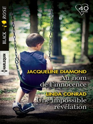 cover image of Au nom de l'innocence--Une impossible révélation