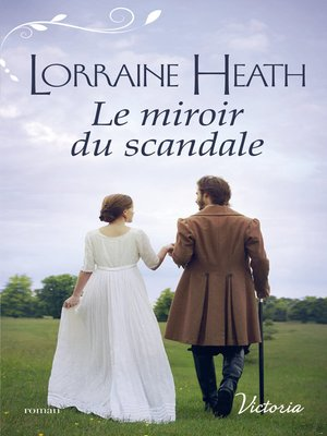 cover image of Le miroir du scandale