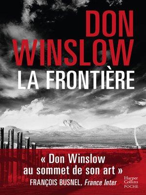 cover image of La frontière