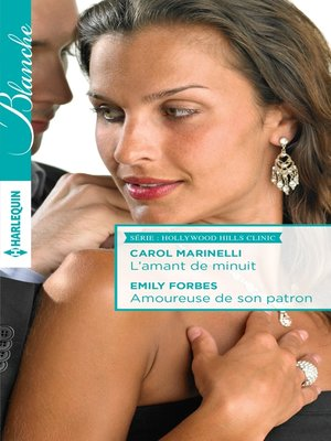 cover image of L'amant de minuit--Amoureuse de son patron
