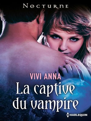 cover image of La captive du vampire