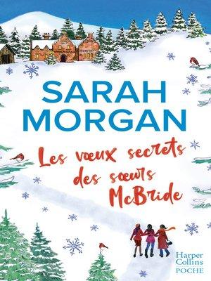 cover image of Les voeux secrets des soeurs McBride