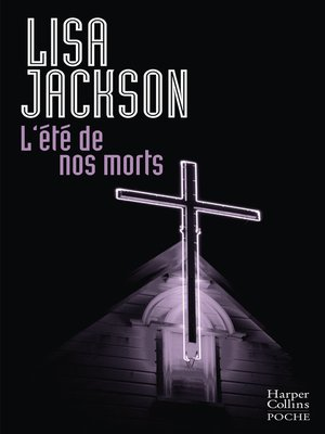 cover image of L'été de nos morts