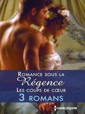 cover image of Romance sous la Régence