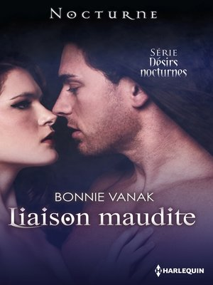 cover image of Liaison maudite