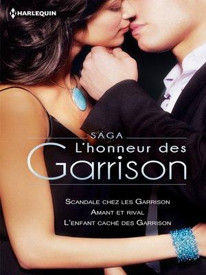 cover image of Saga L'honneur des Garrison