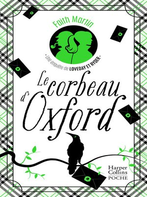 cover image of Le corbeau d'Oxford