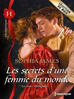 cover image of Les secrets d'une femme du monde