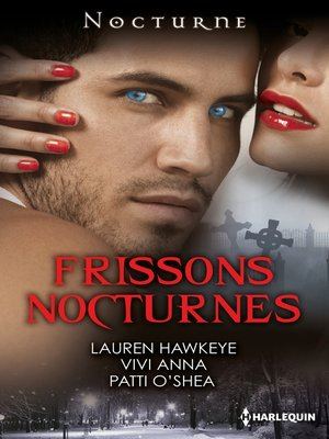 cover image of Frissons nocturnes
