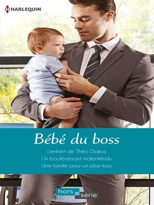 cover image of Bébé du boss