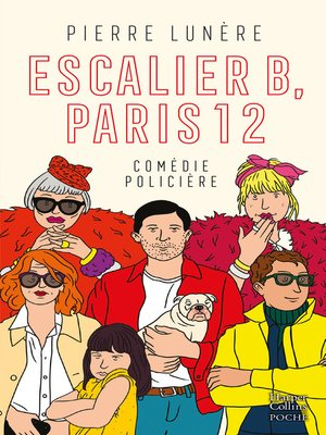 cover image of Escalier B, Paris 12