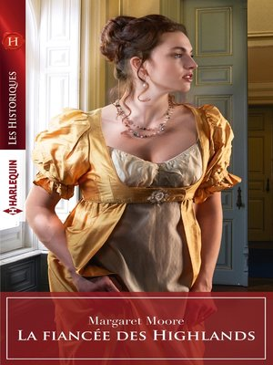 cover image of La fiancée des Highlands